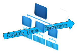 Digitale Transformation verändert die Organisation